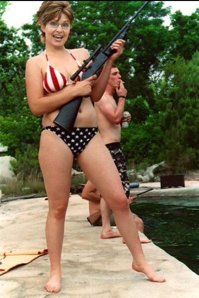 Sarah Palin Bikini Photo. Sarah Palin… the most