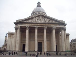 The Pantheon, Latin Quarter, Paris